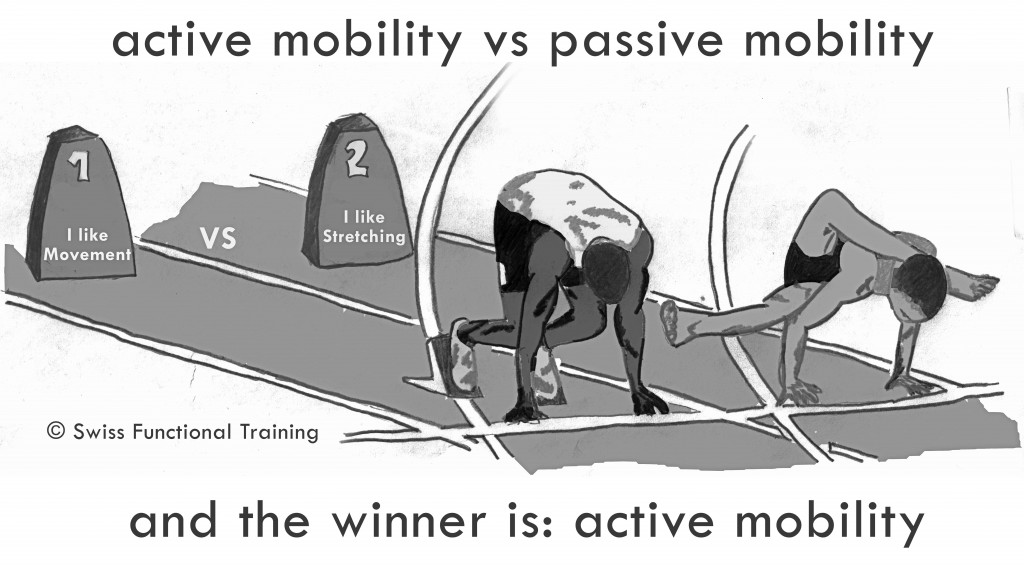 active mobility vs passive mobility