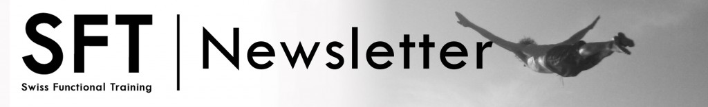 SFT Newsletter